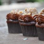 Friday Favorites: German Chocolate Cupcakes
