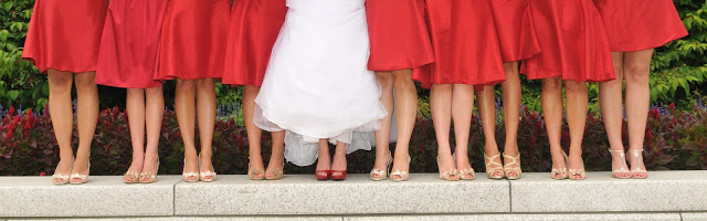 Wednesday Wedding Details: The Wedding Party