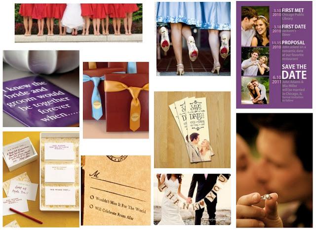 Wednesday Wedding Details: Little Things Matter