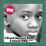 DIY: Save the World- AIDS ….Design a Quilt Square and LINK UP for a year.