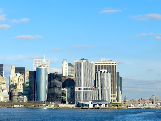 Snapshots of NYC
