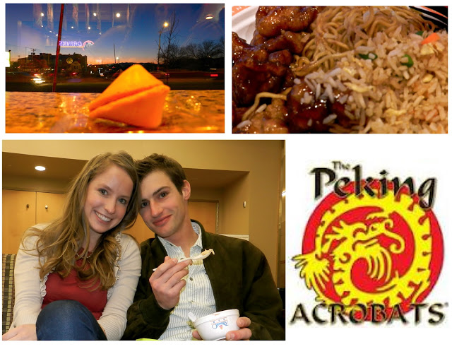 Peking Acrobats & What I Wore: Date Night Edition