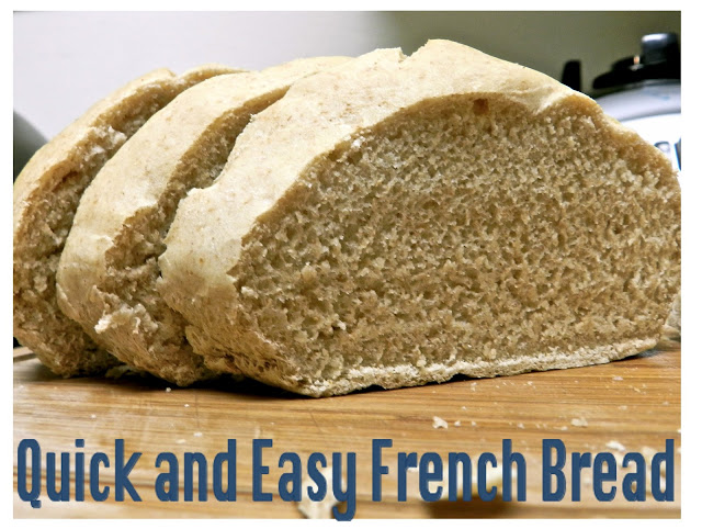 Lizzie's Kitchen: Tomato Bisque and EASY French Bread