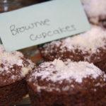 Easy Homemade Brownies: Cupcake Style