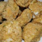 Garlic Chicken Crispers