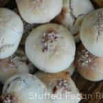 Fall Bread: Stuffed Pecan Rolls [super easy]