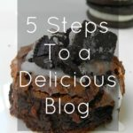 5 Steps to a Delicious Blog