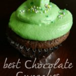 Best Chocolate Cupcakes [ever]