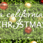 A California Christmas