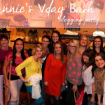 Frannie's Vday Blogger Bash