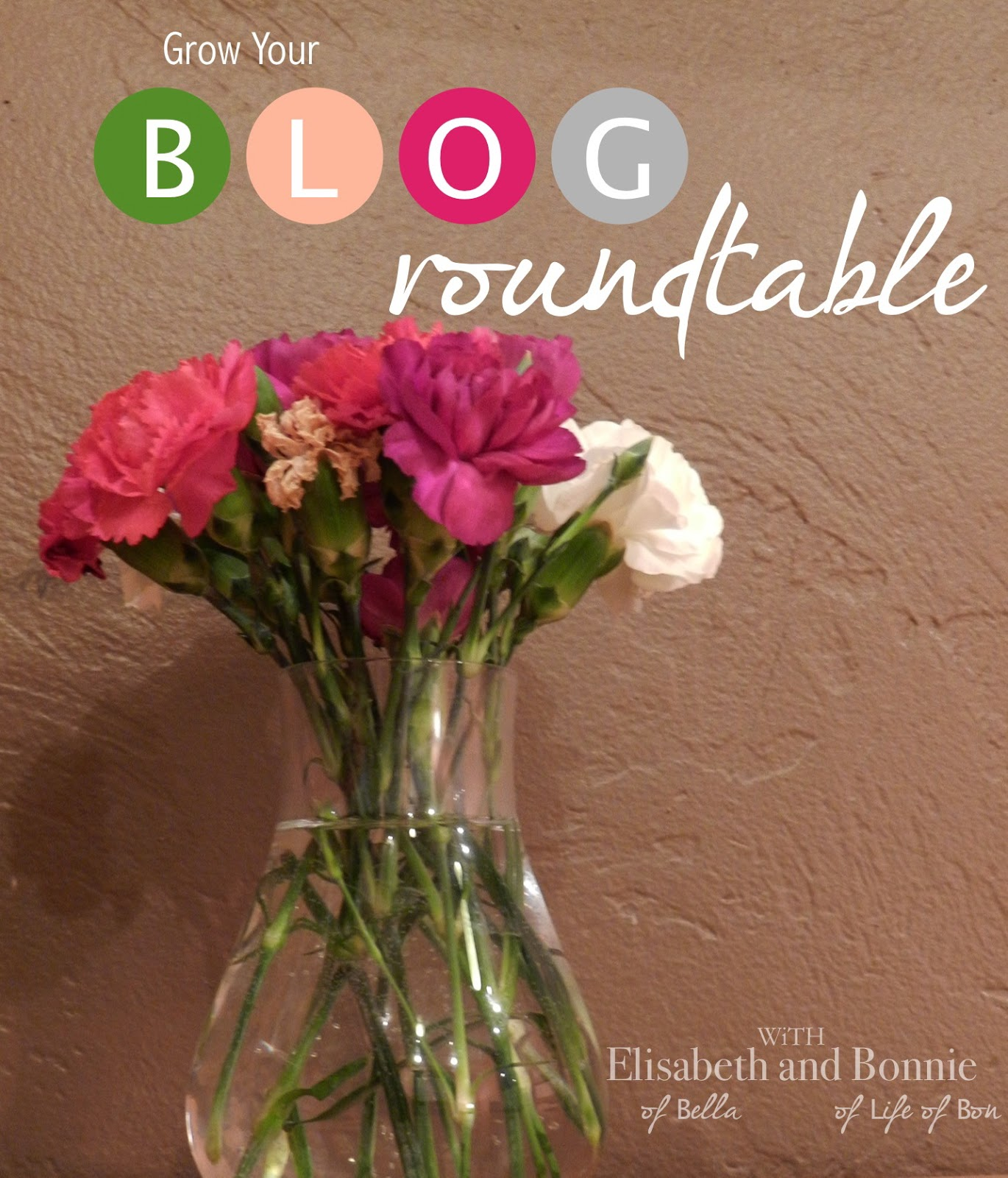 When You Put Eight Bloggers Around a Table… [roundtable recap]