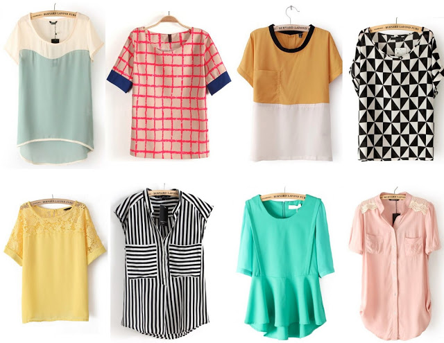 8 Must Have Blouses for Spring