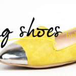 Spring Shoes: Yellow