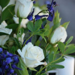 Preview of Olivia's Wedding: A Blue and White New England Affair