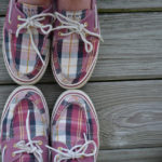 Sister Style: Plaid Sperrys
