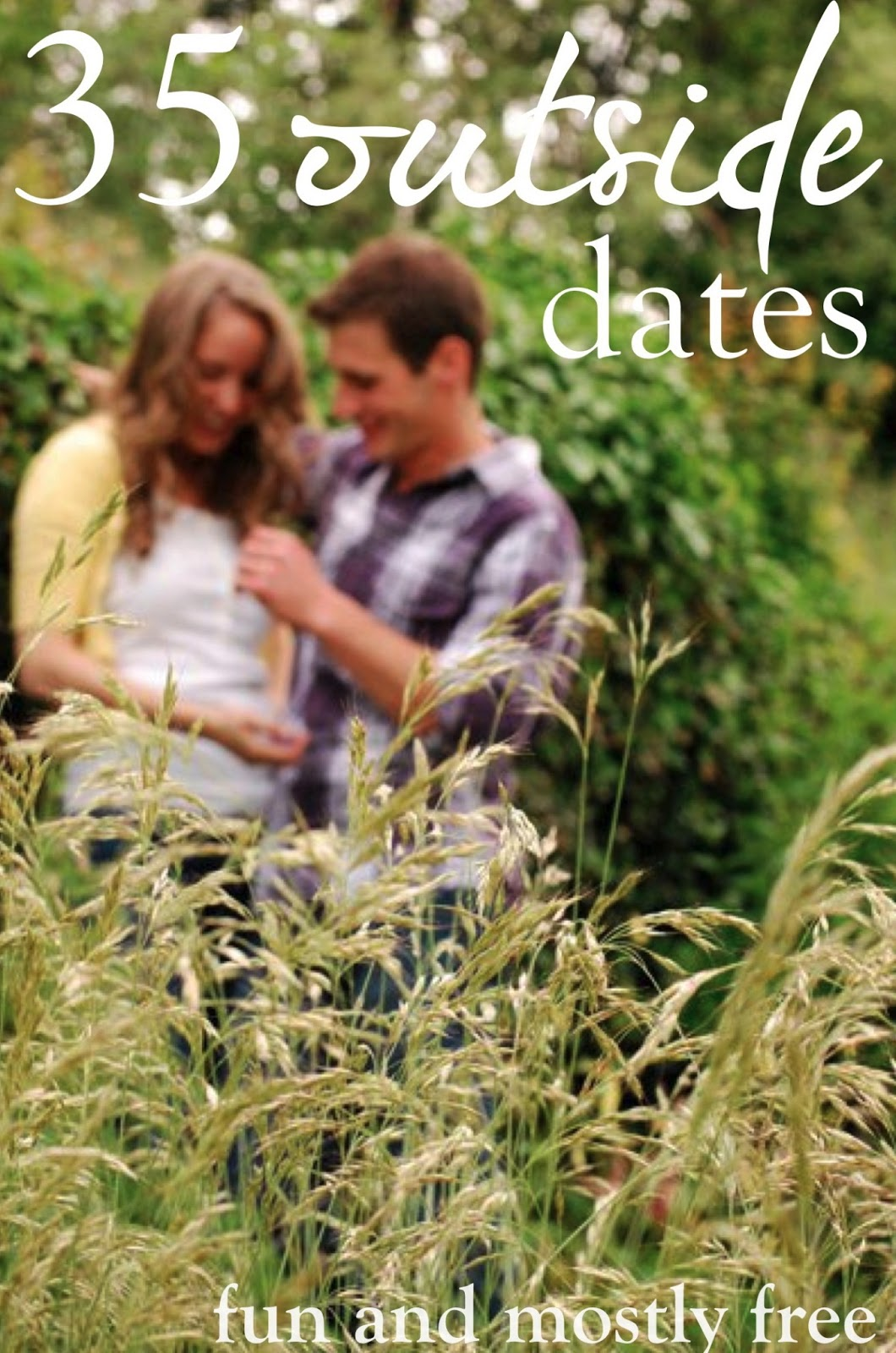 35 Outdoor dates: fun and mostly free