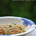 Our Easiest Summer Dinner [15 minute carbonara]