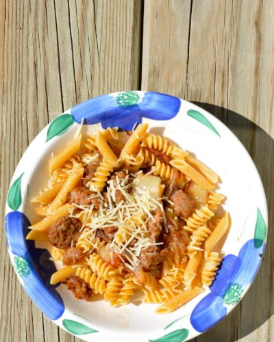 Another 15 Minute Summer Pasta Favorite