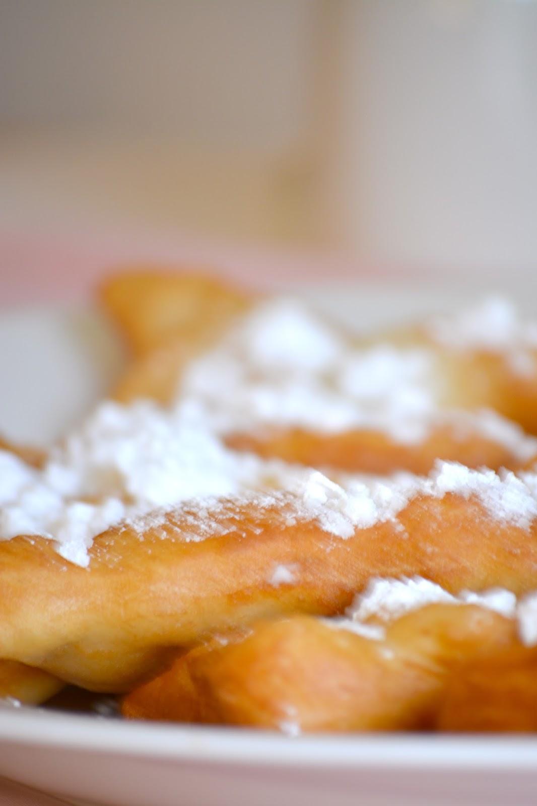 Easy Fried Scones