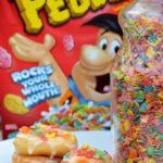 Fruity Pebble Donuts (yes, you read that correctly)
