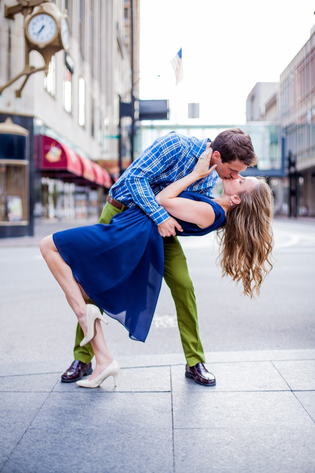 cincinnati engagement photography shoot