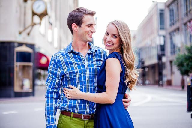 Anniversary Shoot: Downtown Cincinnati