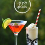 Beating Wednesday with Virgin Drinks: 2 Recipes