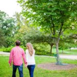 Afternoon in the Park: Cincinnati Anniversary Shoot