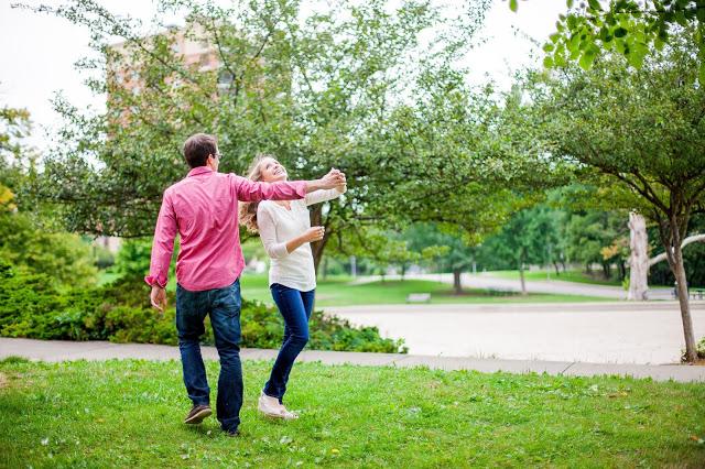 cincinnati eden park engagement shoot