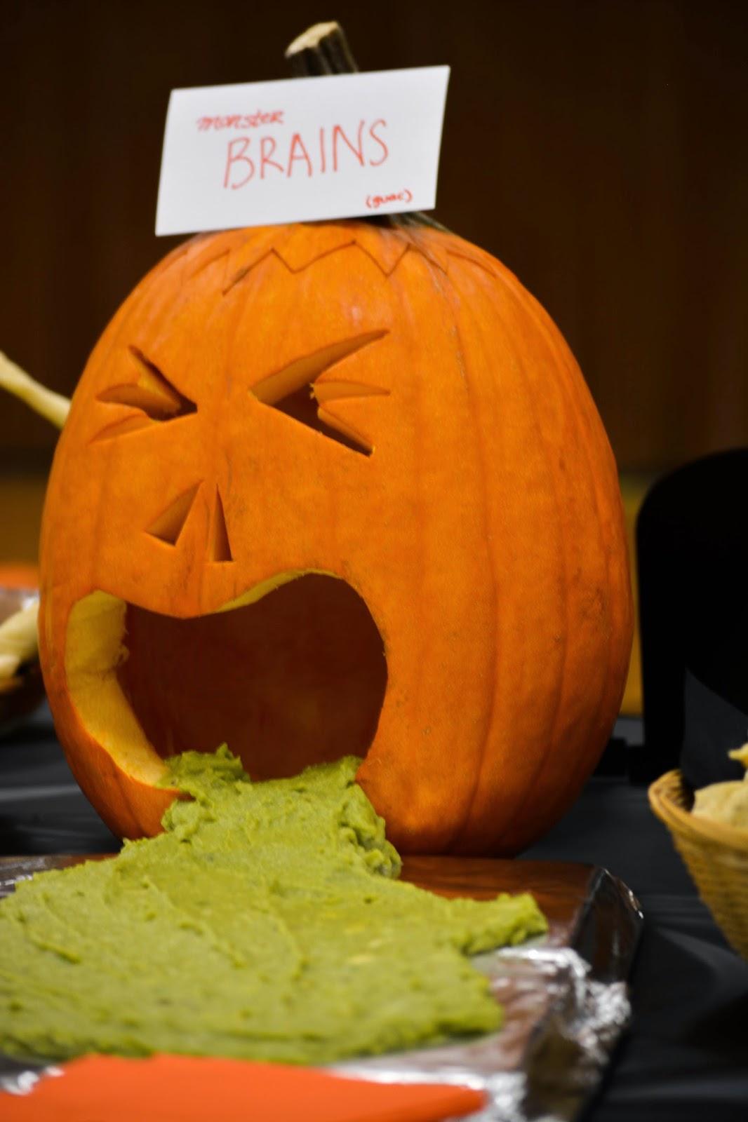 Easy Halloween Party Food // Garlic Bread Stick Recipe - Elisabeth ...