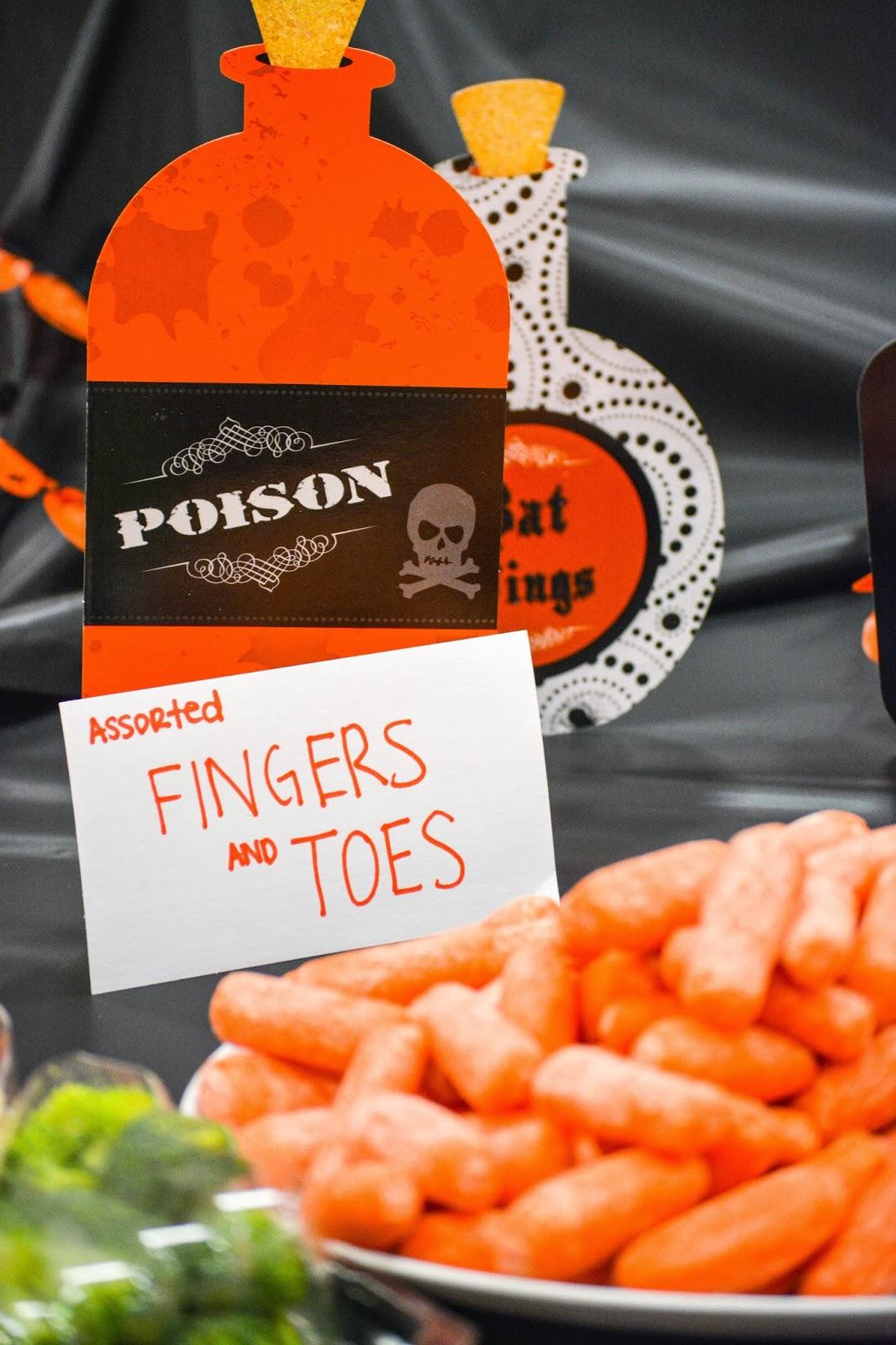 Fun Halloween Food For Adults
