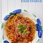 Spicy Tuna Marinara