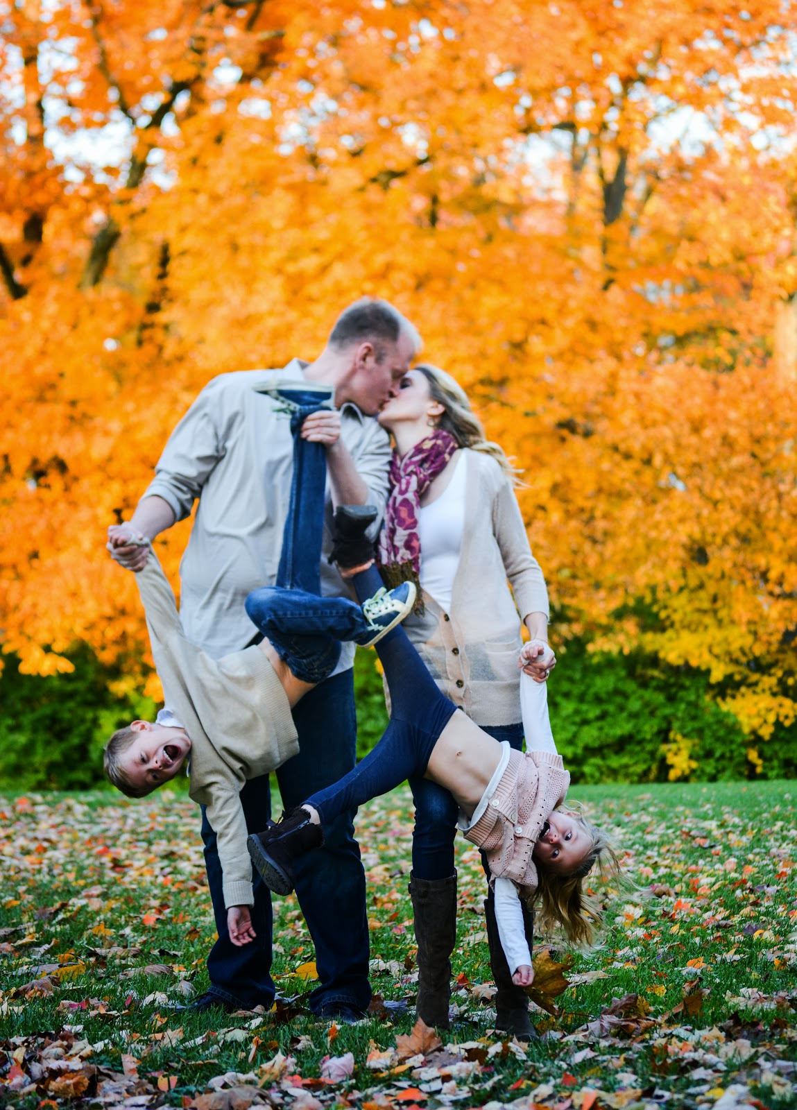 Fall Family Photoshoot Ideas/ Cincinnati