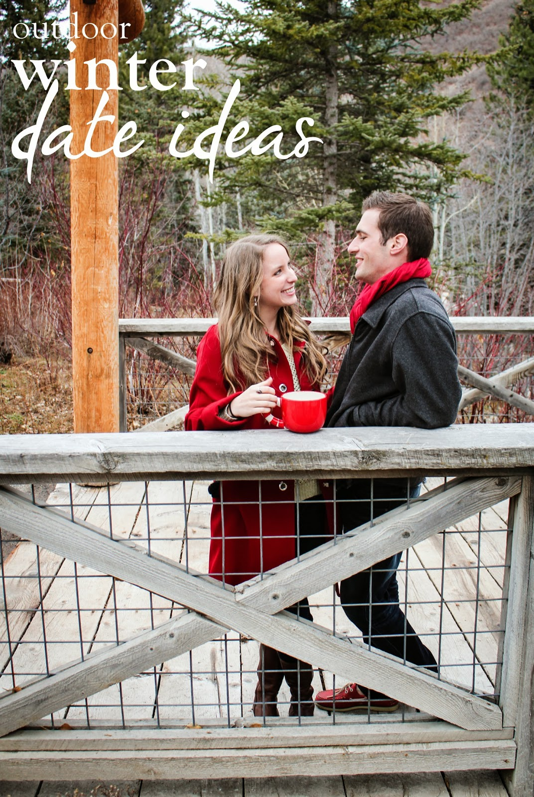 14 Outdoor Winter Date Ideas