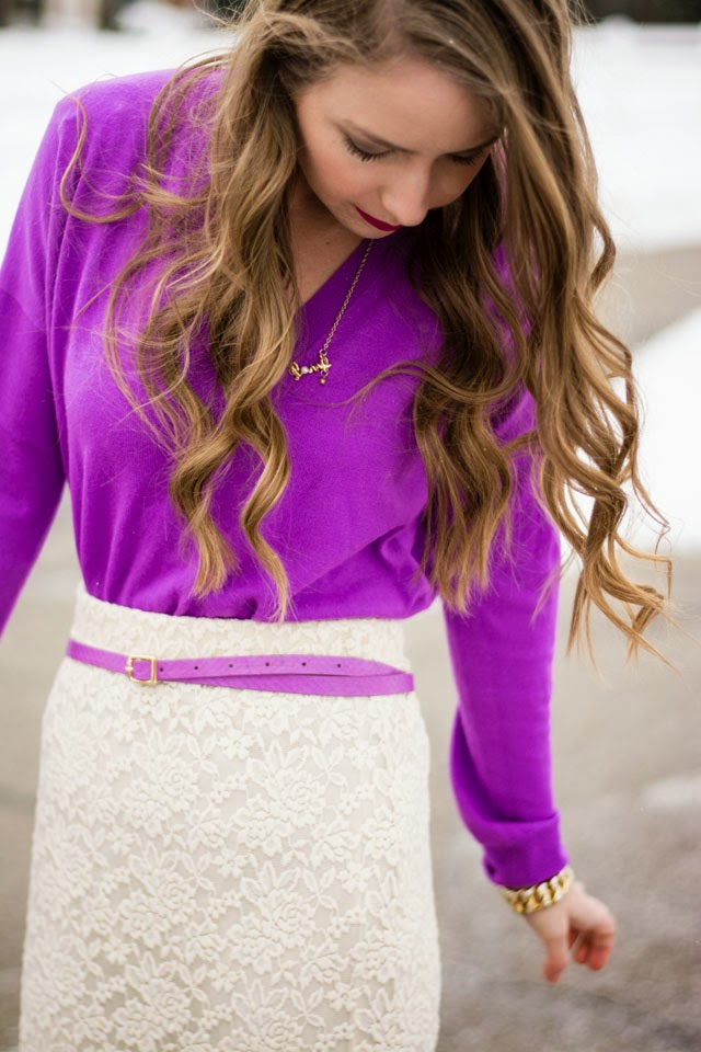 The Perfect Easter Sunday Skirt // giveaway
