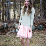 In the Woods // Spring Transition Style