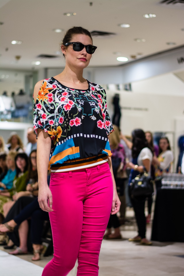 Saks Fifth Avenue Cincinnati Spring Fashion Show