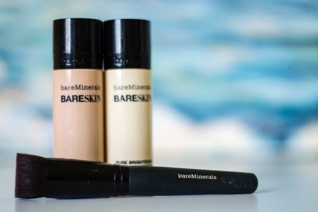 Barely There Makeup Tutorial with bareMinerals Liquid Foundation