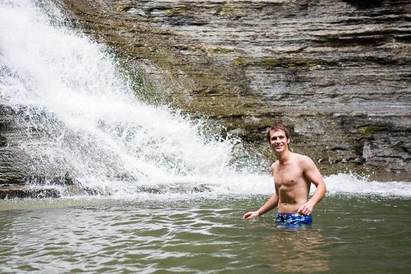 Waterfalls // A Saturday Hike