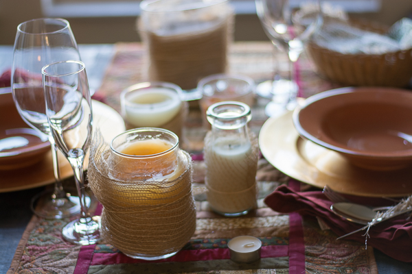Easy Fall Entertaining // 2 tips and a thirty minute recipe