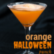 this orange halloween punch recipe is the perfect addition to any party and a great mocktail for kids