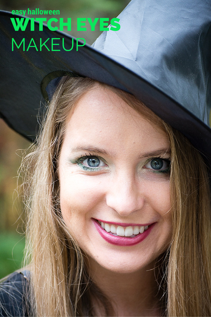 Easy Witch Makeup With Neutrogena Elisabeth Mcknight