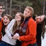 A New England Family + a few college tips for my little brother