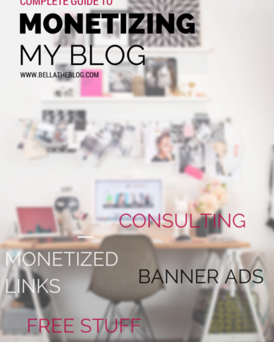 How I Get Paid to Blog