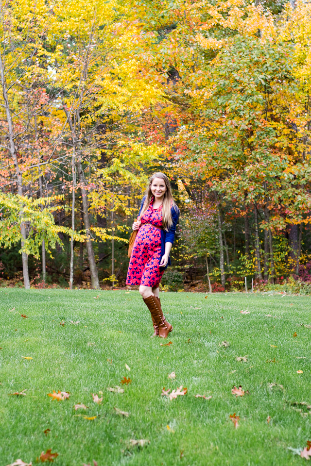 Sisters, Moms, Motherhood, and a Maternity Dress