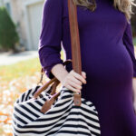 Traveling While Pregnant + A Happy List