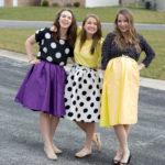 Sisters + Polkadots