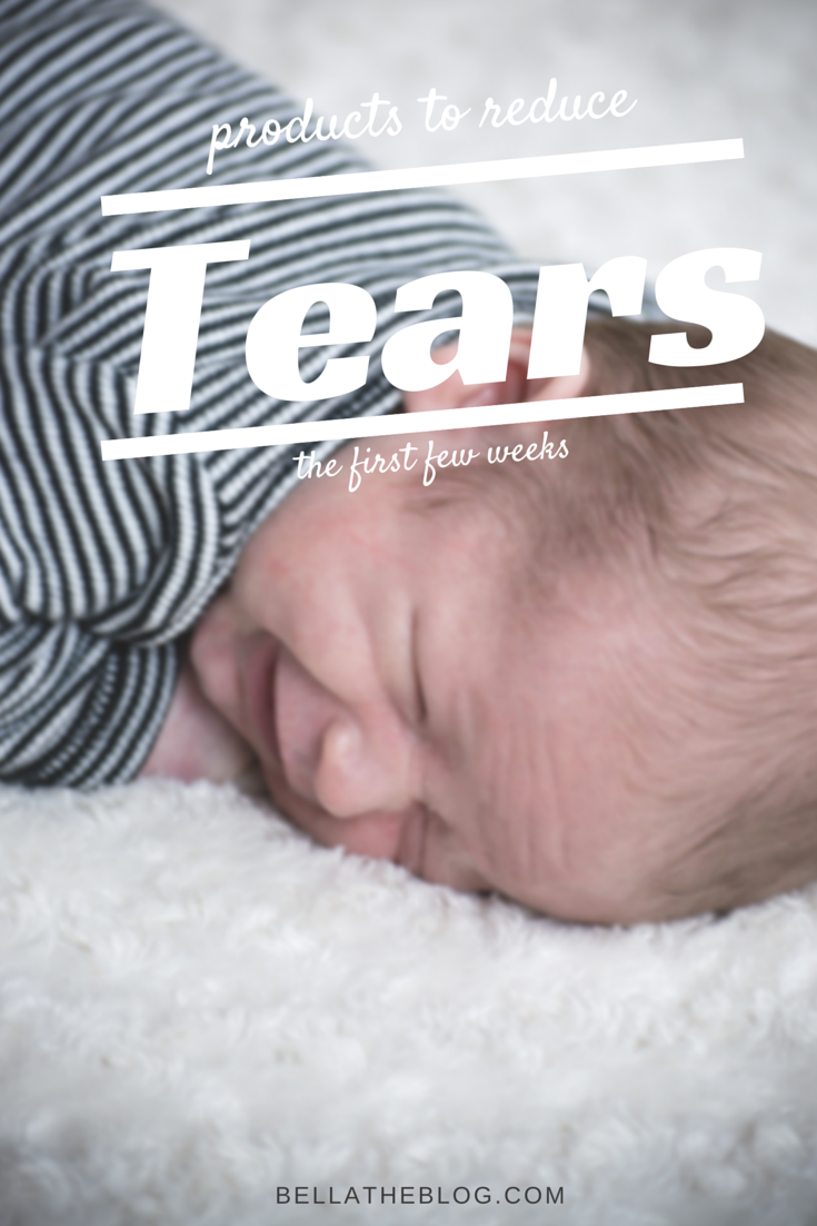 8 products to reduce tears with a newborn - so helpful! every mom needs #1