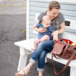 In My Diaper Bag: 6 Months + Summer Edition with Target