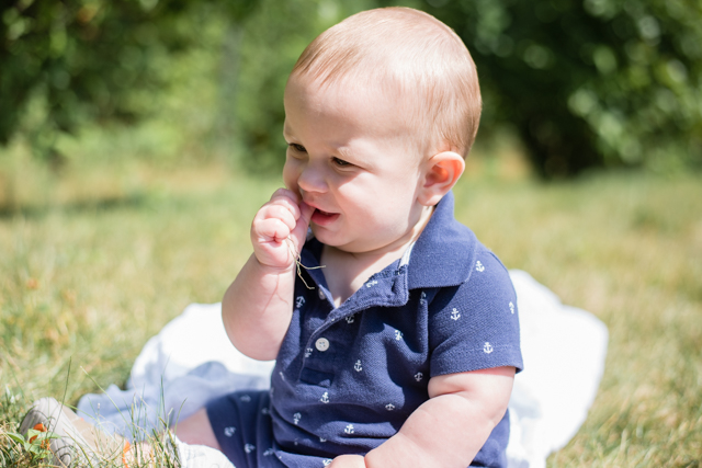 Baby Update + His First Pair of Shoes | Elisabeth McKnight